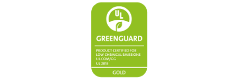 GreenGuard Gold<sup>®</sup>